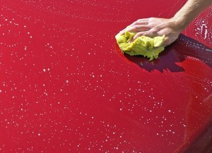 Cleaning of your car